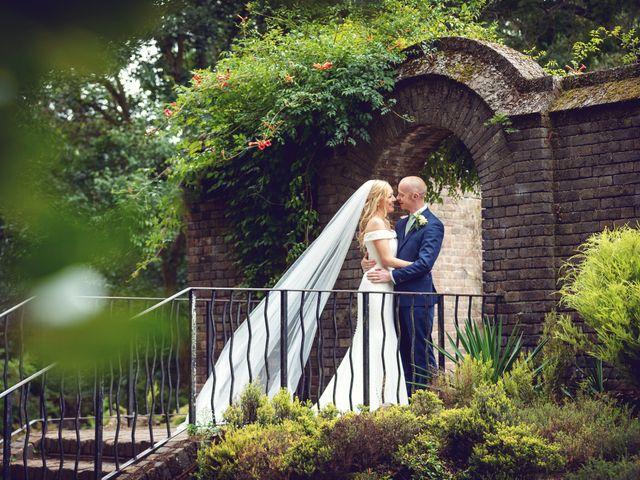 Rebecca and Jon's Wedding in Twickenham, Middlesex 65