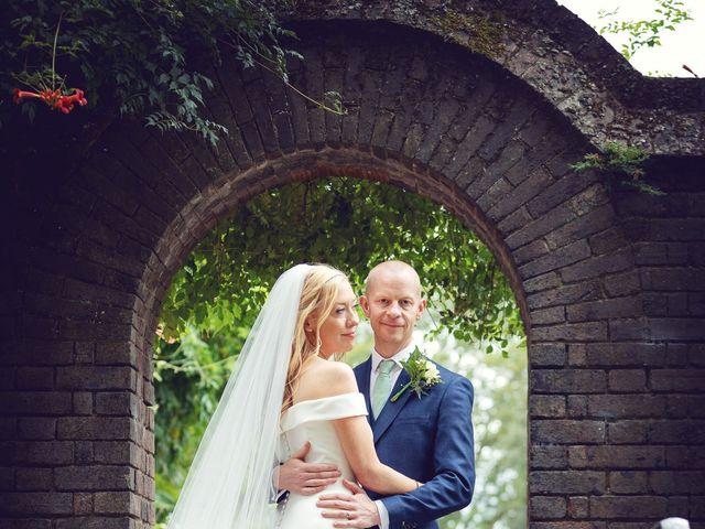 Rebecca and Jon's Wedding in Twickenham, Middlesex 66