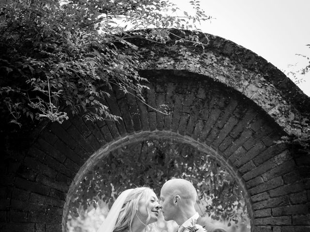 Rebecca and Jon's Wedding in Twickenham, Middlesex 68