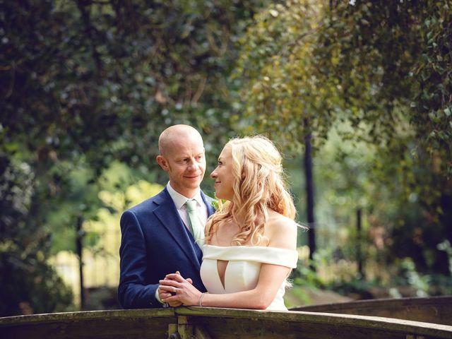 Rebecca and Jon's Wedding in Twickenham, Middlesex 71