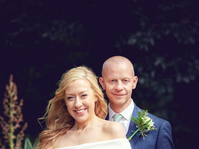 Rebecca and Jon's Wedding in Twickenham, Middlesex 72