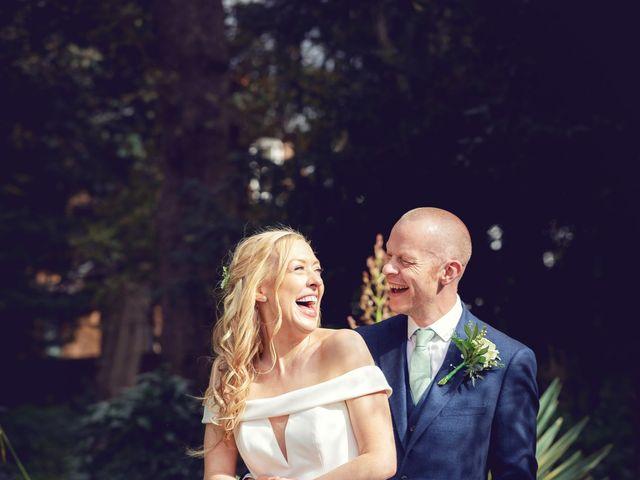 Rebecca and Jon's Wedding in Twickenham, Middlesex 73