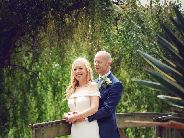 Rebecca and Jon's Wedding in Twickenham, Middlesex 74