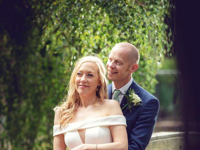Rebecca and Jon's Wedding in Twickenham, Middlesex 76