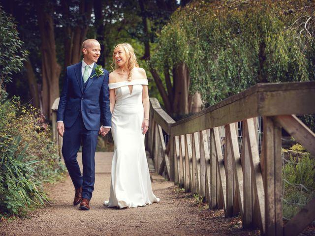Jon & Rebecca's wedding