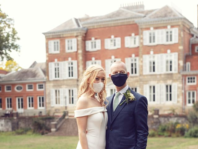 Rebecca and Jon's Wedding in Twickenham, Middlesex 79