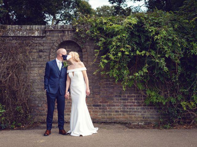 Rebecca and Jon's Wedding in Twickenham, Middlesex 81