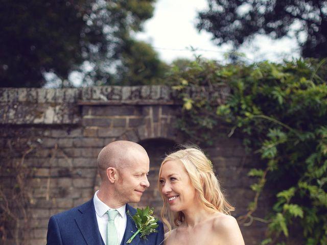 Rebecca and Jon's Wedding in Twickenham, Middlesex 82