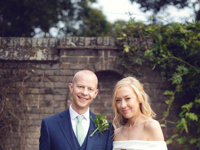 Rebecca and Jon's Wedding in Twickenham, Middlesex 83