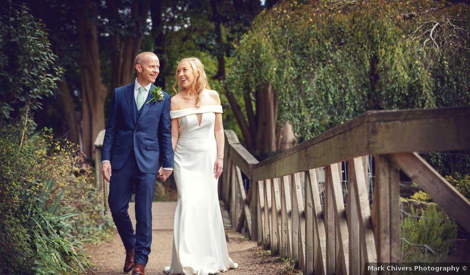 Rebecca and Jon's Wedding in Twickenham, Middlesex