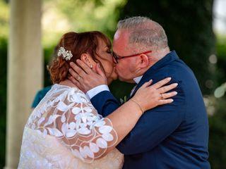 Sharon & Greg's wedding