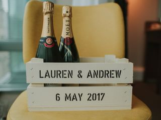 Lauren & Andrew's wedding 1