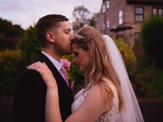 Paige & Ben's wedding