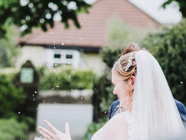 Bryony & Ben's wedding