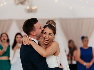 Kathryn & Jack's wedding