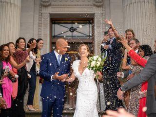 Fransien & Kevin's wedding
