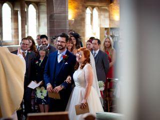 Leanne & David's wedding 3