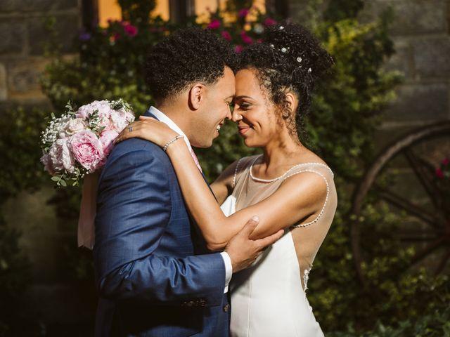 Naomi & Elliot's wedding