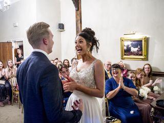 Juliet & Richard's wedding