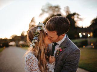 Lucy & Alvar's wedding