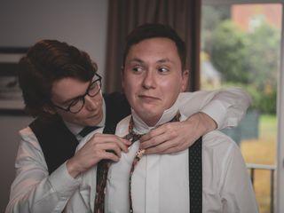 Nathan & Tom's wedding 2