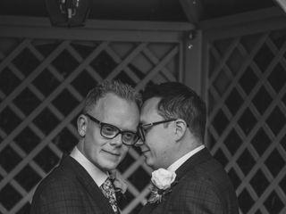 Nathan & Tom's wedding
