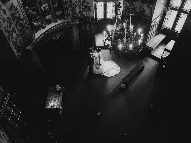 Wayne & Liz's wedding