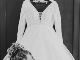 Lucy & Stuart's wedding 1