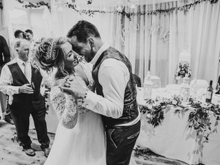 Lucy & Stuart's wedding