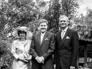 Ceri & Peter's wedding 2