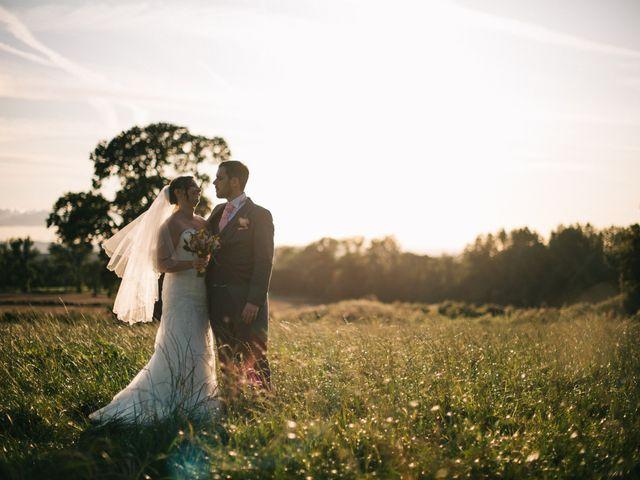 Dan and Debbie's Wedding in Tarporley, Cheshire 9