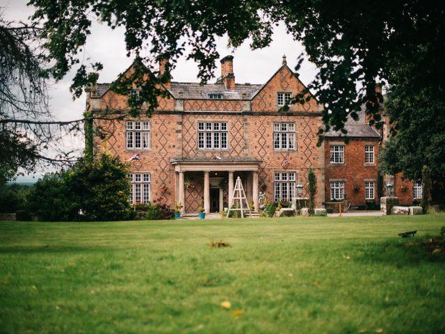 Dan and Debbie's Wedding in Tarporley, Cheshire 16