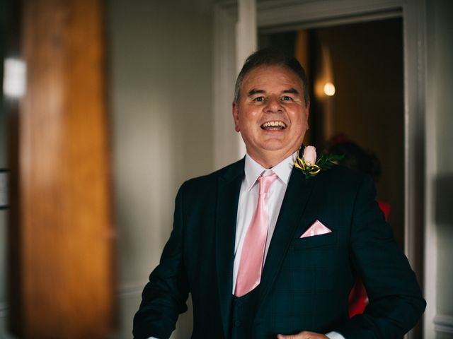 Dan and Debbie's Wedding in Tarporley, Cheshire 23
