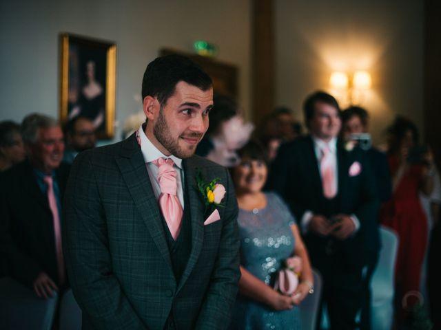 Dan and Debbie's Wedding in Tarporley, Cheshire 26