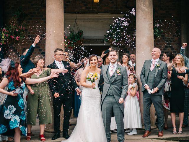 Debbie & Dan's wedding