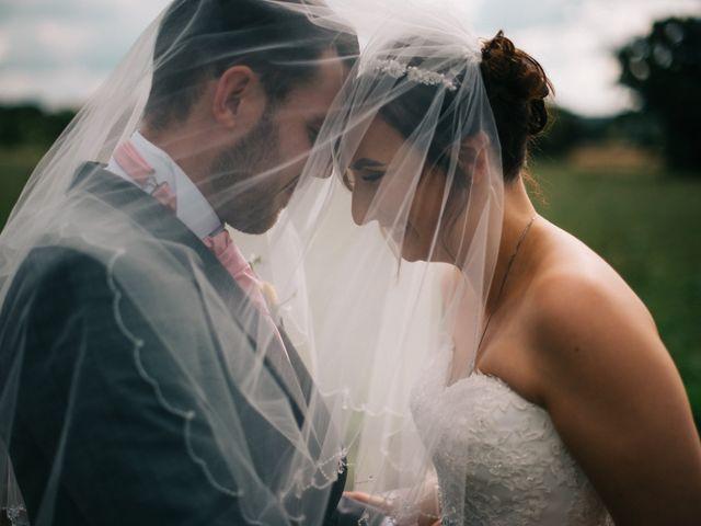 Dan and Debbie's Wedding in Tarporley, Cheshire 40