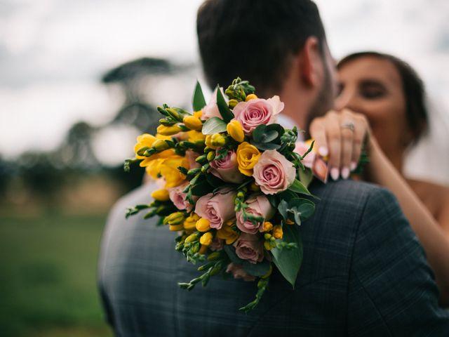 Dan and Debbie's Wedding in Tarporley, Cheshire 42