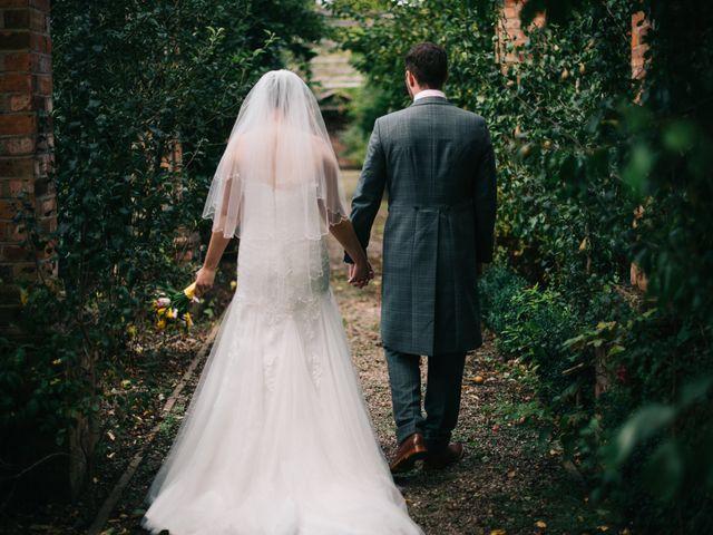 Dan and Debbie's Wedding in Tarporley, Cheshire 50