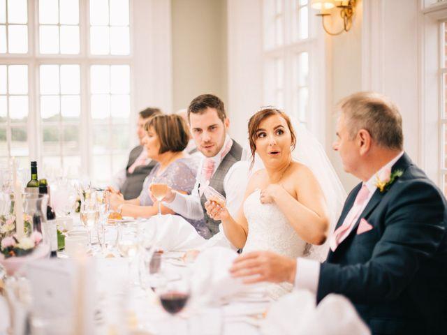 Dan and Debbie's Wedding in Tarporley, Cheshire 53
