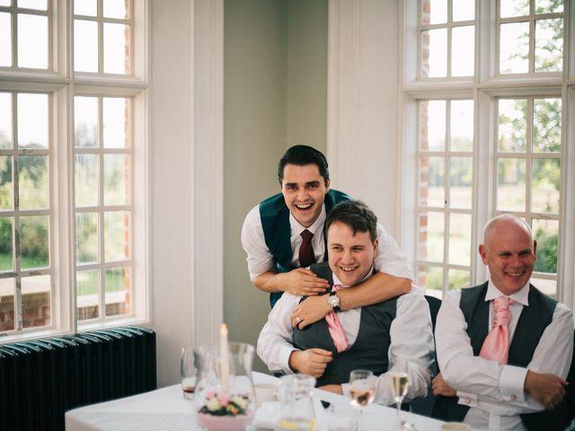 Dan and Debbie's Wedding in Tarporley, Cheshire 57