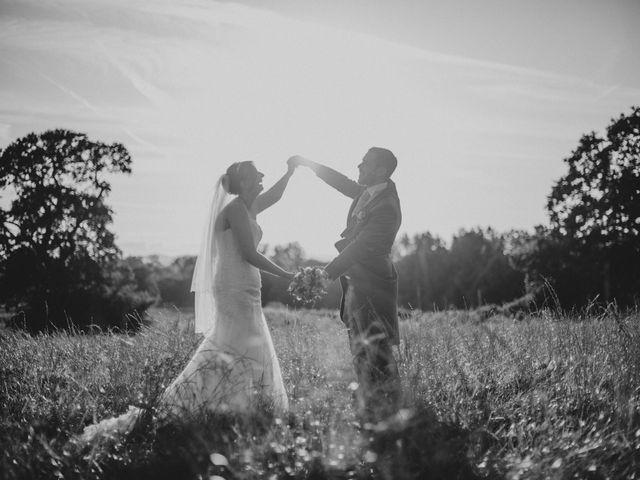 Dan and Debbie's Wedding in Tarporley, Cheshire 63