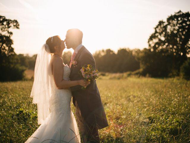 Dan and Debbie's Wedding in Tarporley, Cheshire 64