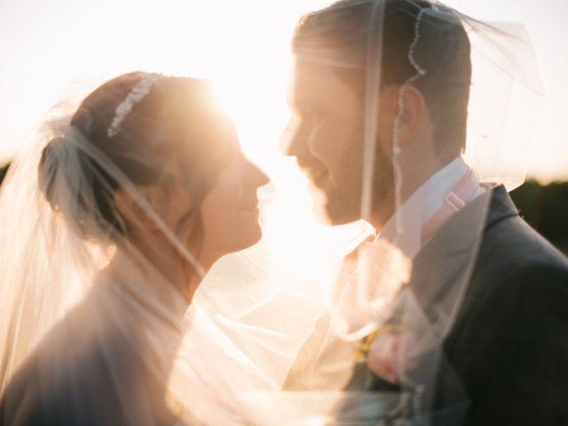 Dan and Debbie's Wedding in Tarporley, Cheshire 68