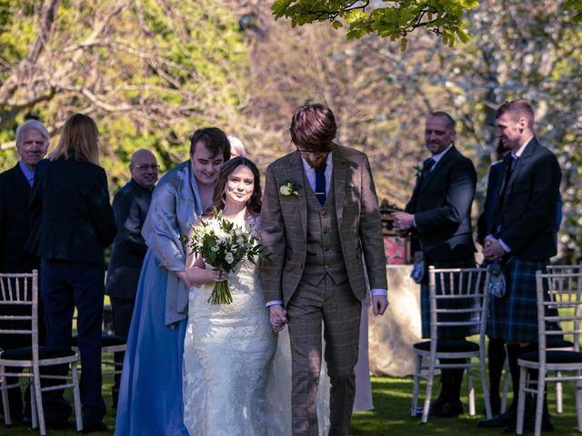 Clare & Kieran's wedding