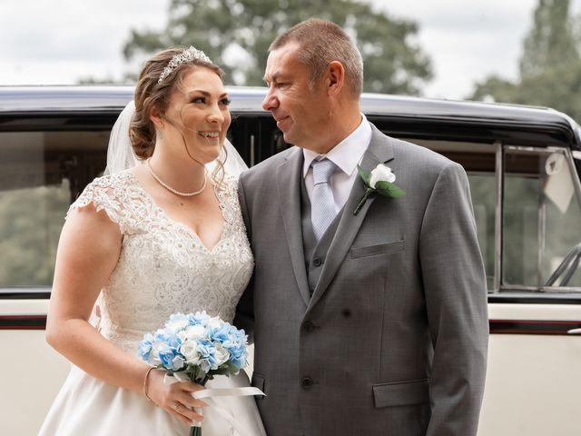 Kane and Lisa's Wedding in Reading, Berkshire 12