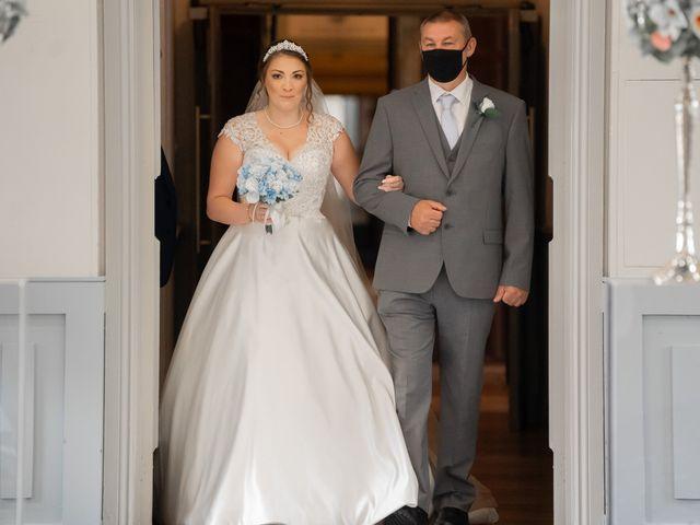 Kane and Lisa's Wedding in Reading, Berkshire 13