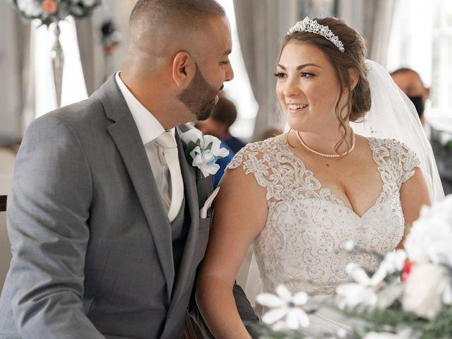 Kane and Lisa's Wedding in Reading, Berkshire 14