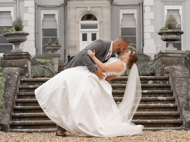 Kane and Lisa's Wedding in Reading, Berkshire 19