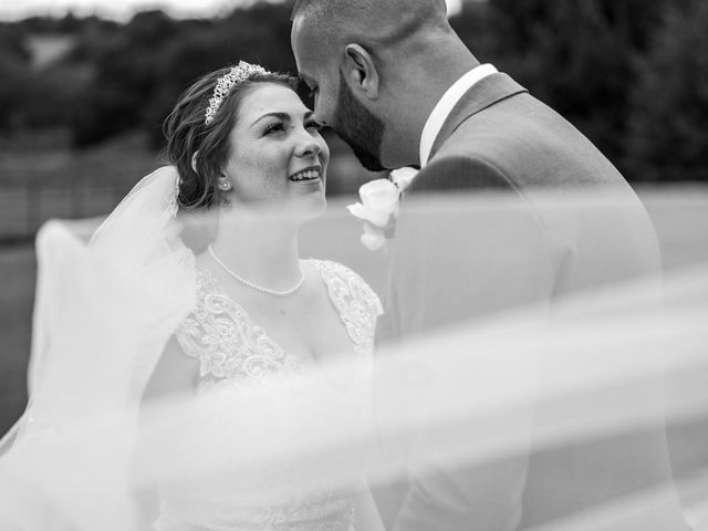 Kane and Lisa's Wedding in Reading, Berkshire 20
