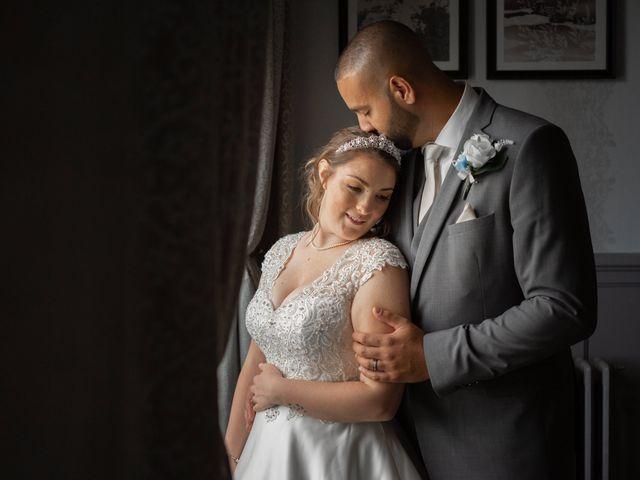 Lisa & Kane's wedding